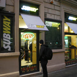 Angelo Costa-Senior Consultant -Franchising Subway International